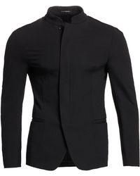 Emporio Armani - Guru Soft Jacket - Lyst