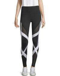 Alo Yoga - High-waist Bandage Leggings - Lyst
