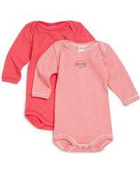 Petit Bateau - Baby's Dot & Stripe Two-piece Bodysuit Set - Lyst