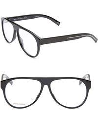 Dior - 57mm Aviator Sunglasses - Lyst