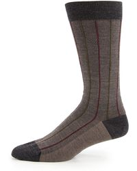 Pantherella - Carrington Birdseye Socks - Lyst