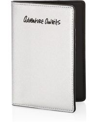 Rebecca Minkoff - Adventure Awaits Passport Case - Lyst