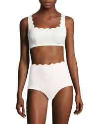 Marysia Swim - Palm Spring Bikini Top - Lyst