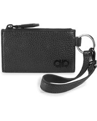 Ferragamo - Flat Zip Card Case - Lyst
