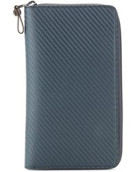Dunhill - Chassis Zip Card Pouch - Lyst