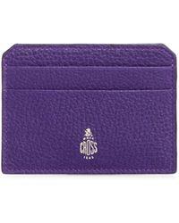 Mark Cross   Leather Card Case   Lyst