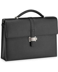 Montblanc - Leather Briefcase - Lyst