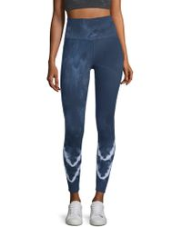 Electric and Rose - Sunset Tie-dye Leggings - Lyst