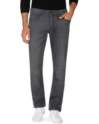 PAIGE - Federal Extra Long Walter Jeans - Lyst