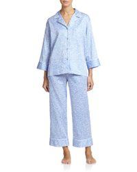 Natori - Leopard Pajamas - Lyst