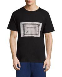 Public School - Haring Subway T-shirt - Lyst