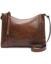 Frye - Melisa Leather Crossbody Bag - Lyst