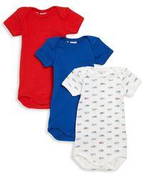 Petit Bateau - Baby's Three-piece Bodysuit Set - Lyst