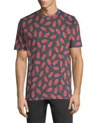Paul Smith - Lollipop Print T-shirt - Lyst