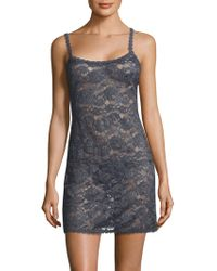 Cosabella - Never Say Never Foxie Lace Chemise - Lyst