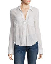 Mcguire - Shoreleave Shirt - Lyst