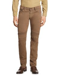 Polo Ralph Lauren - Stretch Moto Jeans - Lyst