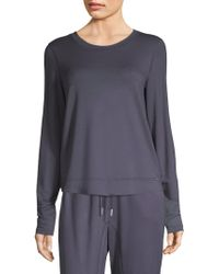 Hanro | French Terry Pullover | Lyst