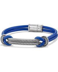 David Yurman - Maritime Id Bracelet - Lyst