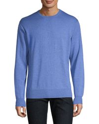Peter Millar - Crown Soft Merino Wool & Silk Jumper - Lyst