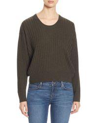IRO - Tamivia Wool Sweater - Lyst