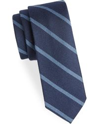 Polo Ralph Lauren - Striped Silk Blend Tie - Lyst