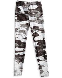 Terez - Girl's Camouflage Leggings - Lyst