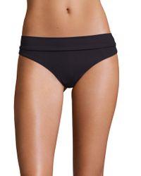 Melissa Odabash - Foldover Bikini Bottom - Lyst