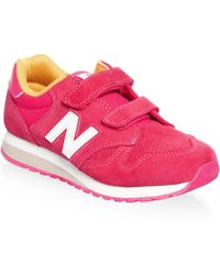 New Balance - Baby's Suede Trainers - Lyst