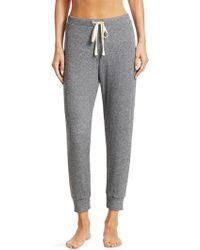 Cosabella - Lacie Rib-knit Joggers - Lyst