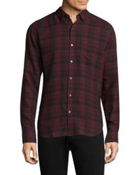 Bonobos - Slim-fit Brushed Twill Button-down Shirt - Lyst