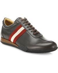 BallyFrenz Trainspotting Lace-Up Sneakers hxEW2