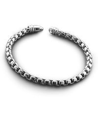 David Yurman - High-polish Link Bracelet - Lyst