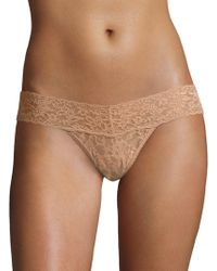 Hanky Panky - Signature Lace Low-rise Thong - Lyst