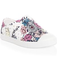 Native Shoes - Kid's Jefferson Print Slip-on Trainers - Lyst