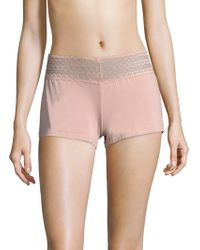 Saks Fifth Avenue - Collection Lori Solid Boxers - Lyst