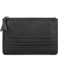 Graphic Image - Medium Pebbled Leather Pouch - Lyst