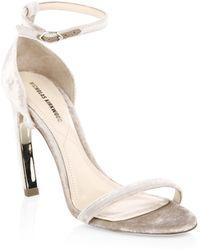 Nicholas Kirkwood - Mira Faux Pearl Stiletto Sandals - Lyst