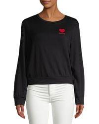 Project Social T - Love Yourself Sweatshirt - Lyst