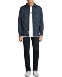 Rag & Bone - Mallory Diamond-quilt Jacket - Lyst