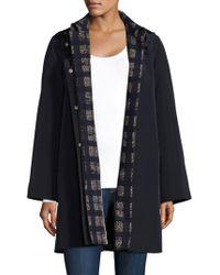 Jane Post - 3-in-1 Coat, Plaid Base & Topper - Lyst