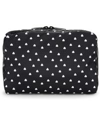 LeSportsac - Large Candace Heart-print Cosmetic Bag - Lyst