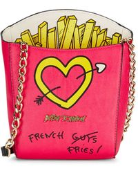 Betsey Johnson - Fries Crossbody Bag - Lyst