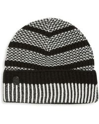 Vince Camuto - Woven Tonal Hat - Lyst