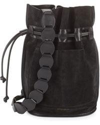 Derek Lam - Leather Bucket Bag - Lyst