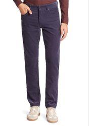 Lacoste - Slim-fit Corduroy Trousers - Lyst