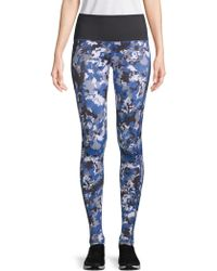 Just Live - Powerpantz Printed Leggings - Lyst