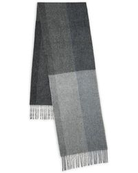 Saks Fifth Avenue - Striped Cashmere Scarf - Lyst