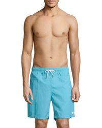 Trunks Surf & Swim - Solid Swim Shorts - Lyst