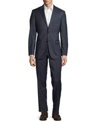 Ralph Lauren - Ultraflex Slim Fit Trousers Suit Set - Lyst